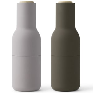 menu bottle grinder green/beige