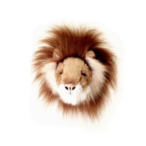 brigbys dyrehode løve mini