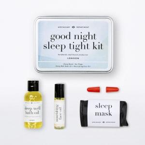 Men`s society gaveeske Good night sleep kit
