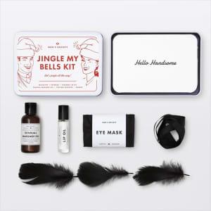 Men`s society gaveeske Jingle my bells kit