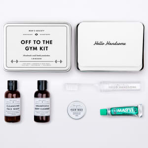 Men`s society gaveeske Off to the gym kit