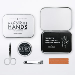 Men`s society gaveeske handsome hands manicure kit
