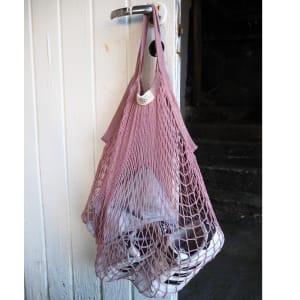 UND The net handlenett rosa