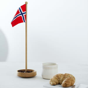Spring Copenhagen bordflagg Norge