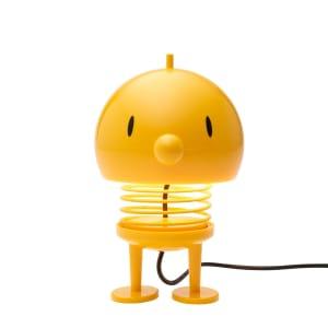 Hoptimist lampe gul