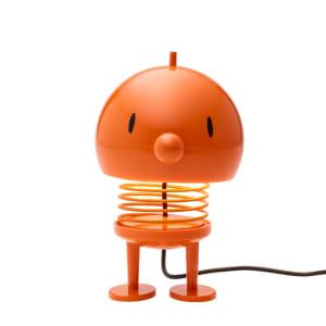 Hoptimist lampe oransje