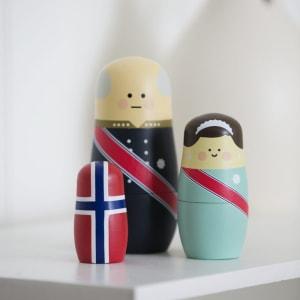 Spring copenhagen nesting dolls royalties