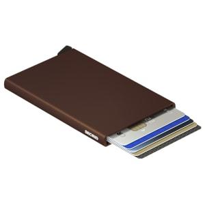 Secrid kortholder Cardprotector brown