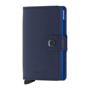 Secrid lommebok miniwallet navy blue