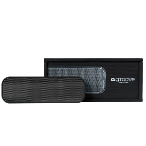 KREAFUNK aGROOVE Black edition Bluethooth speaker