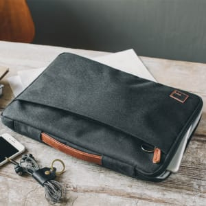 KREAFUNK aSLEEVE anthracite PU Leather 13.3