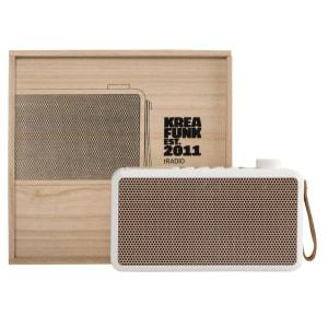 KREAFUNK tRADIO DAB+ radio white
