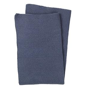 Broste Kjøkkenhåndkle Shane bomull blå