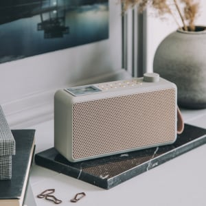 KREAFUNK tRADIO DAB+ radio cool grey