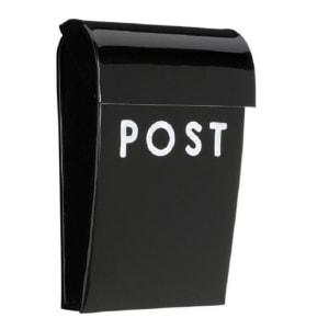Bruka Design Postkasse Mini Svart