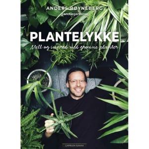Bok Plantelykke - Anders Røyneberg