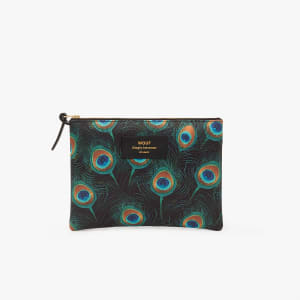 Wouf Pouch Peacock Stor