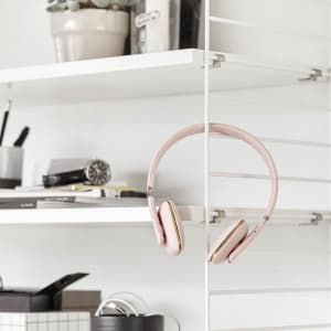 KREAFUNK aHEAD dusty pink Bluethooth headset