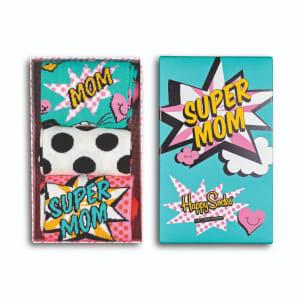 Happy Socks Gaveeske Super Mom str 36-40