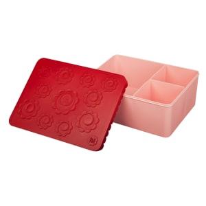 Blafre Matboks med rom Rød Blomst