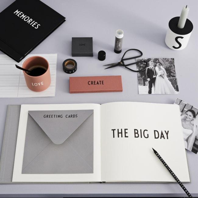 Svært design letters kopp favourite cup love   Ting MX-31