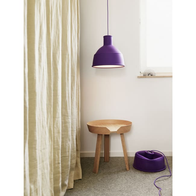 Muuto lampe Unfold grå | Ting