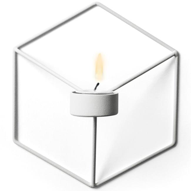 Oppdatert menu telysestake pov vegg hvit | Ting BF-56