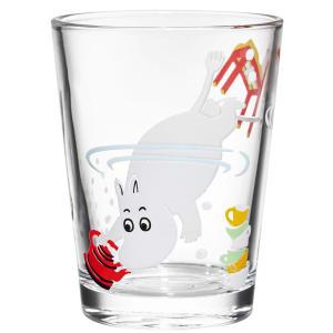 iittala glass mummitrollet 22cl