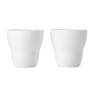 Vipp 201 espressokopp hvit