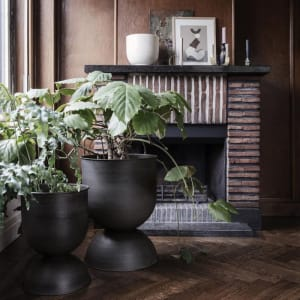 Ferm Living Hourglass Pot Large