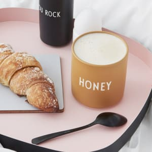 Design Letters Kopp Favourite Cup Honey