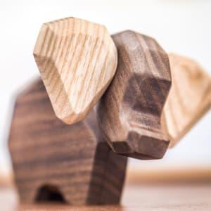 Fablewood Trefigur Lille Elefant