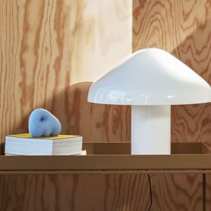 Hay W&S Sculpture Little Lion Light Blue