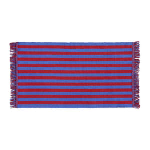 Hay Stripes and Stripes Dørmatte Wildflower