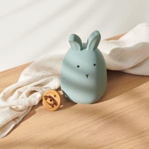 Liewood Winston Nattlampe Rabbit Peppermint