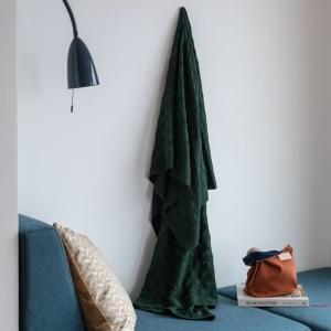 UND Teppe/Duk Selje 110x180 Skog