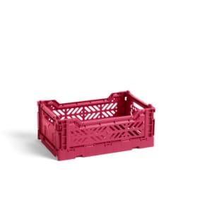 Hay Colour Crate S Plum