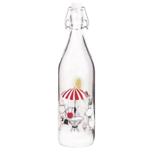 Muurla Glassflaske Mummi Sommer 1l