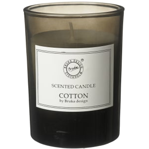 bruka design duftlys smoked cotton