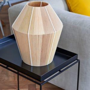 Hay Tray Table Svart 40x60 cm