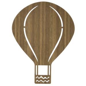 Ferm Living lampe Air balloon oak