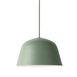 Muuto Ambit lampe grønn liten