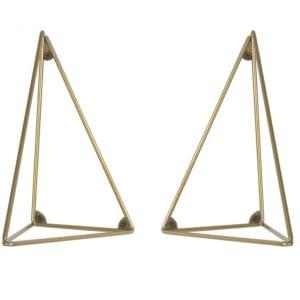 maze pythagoras hylleknekt 2pk messing