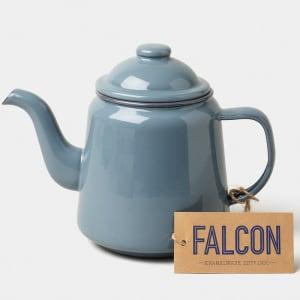 falcon tekanne grå