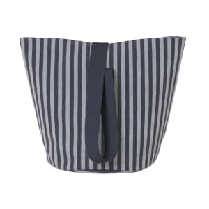 Ferm Living Chambray Kurv Medium Stripet