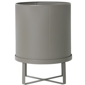 Ferm Living Bau Pot Large Grey