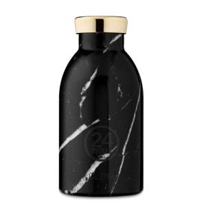 24Bottles flaske Clima 330 ml Black Marble