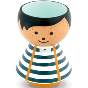 Lucie kaas bordfolk eggeglass gutt striper