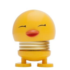 Hoptimist Chick høne gul