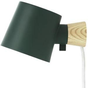 normann copenhagen rise vegglampe grønn
